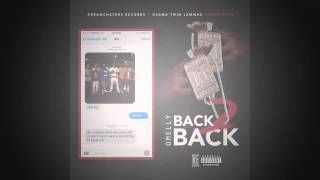 Omelly 'Back To Back' Freestyle AR AB Diss WSHH Exclusive   Official Audio