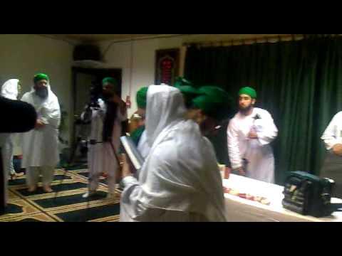 Imama Tarkeeb In Birmingham FaizaneMadina 19-07-2010