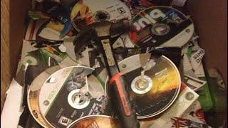 Psycho Dad Destroys Xbox Games