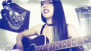 Trying Not To Love You - Nickelback (acoustic cover)  / traduzione