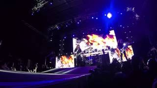 Megadeth - Symphony of Destruction live at Pulp SummerSlam 2017