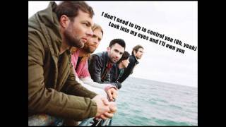 Maroon 5 feat. Christina Aguilera - Moves Like Jagger (With Lyrics)