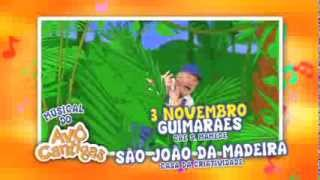 "Avô Cantigas - O Musical ""É Bom Sonhar"" - Spot RTP Novembro"