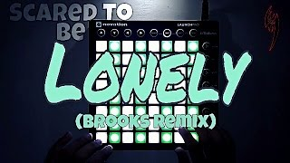 Martin Garrix & Dua Lipa - Scared To Be Lonely (Brooks Remix) // Launchpad MK2 Cover [SDN]