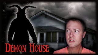 DEMON HOUSE...what REALLY happened! | MichaelScot width=