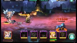 Rose Knight vs Arcane