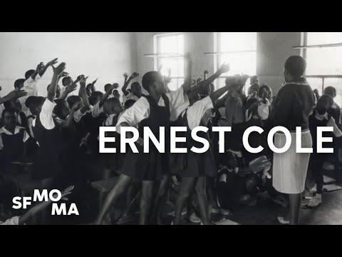 David Goldblatt tells the story of Ernest Cole