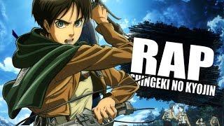 RAP DE SHINGEKI NO KYOJIN - Eren Jaeger | Briox MC