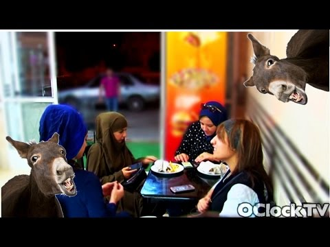 You're Eating a Donkey Prank -  كفتة الحمار: الذبيحة السرية بالمغرب  OClockTV