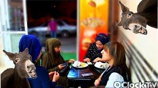 You're Eating a Donkey Prank -  كفتة الحمار: الذبيحة السرية بالمغرب |OClockTV