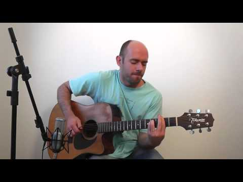 Cryin (Aerosmith) - Acoustic Guitar Solo (Violão Fingerstyle) Chords ...