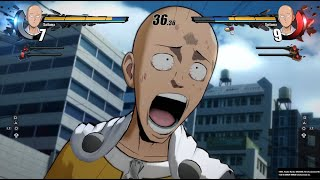 One Punch Man: A Hero Nobody Knows | Saitama vs Saitama - TGS 2019 Gameplay