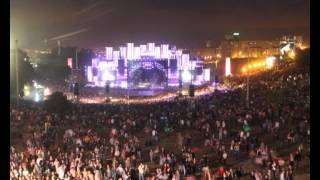 Time Lapse Rock in Rio