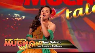 """Tiffani Galaviz """"El Toro Relajo"""" / TTMT 15 Eliminatoria"""