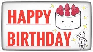 Hikaru Shirosu - Happy Birthday (Original Music Video)