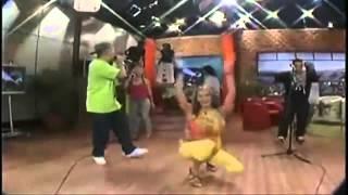 DJ Méndez lady en Pollo en Conserva 360p