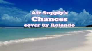 Chances -cover with lyrics