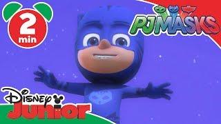 PJ Masks | Catboy's Special Mini-car | Disney Junior UK