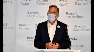 Le Groupe Barcelo dévoile sa stratégie de relance après une période difficile