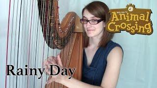 Rainy Day (Animal Crossing) - Harp Cover | Samantha Ballard