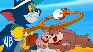 🔴 LIVE! BEST CLASSIC TOM & JERRY MOMENTS   WB KIDS