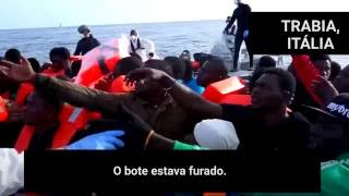 Da Somália à Itália, a incrível jornada de Omar