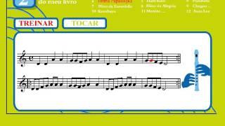 4 - Jimba Papalusjka | Treinar | Vamos Tocar... Flauta de Bisel