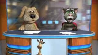 Talking Tom & Ben ARGUMENT