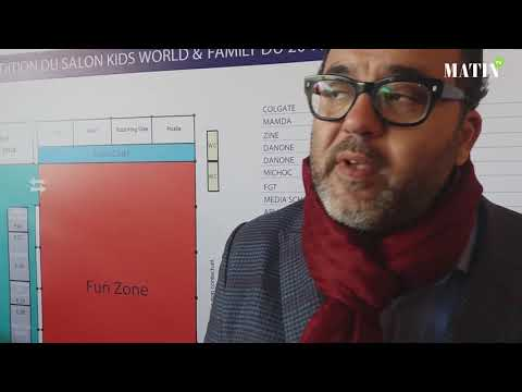 Video : Visite guidée du salon Kids World