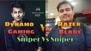 #DynamoGaming Dynamo Vs Razer Blade   Gaming Guru , Emperor Plays in Same team   Shaktimaan Gaming