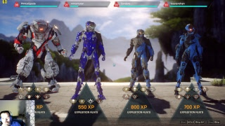 Anthem streaming with OBS rc2 Beta and RTX 2060: 4 days left!