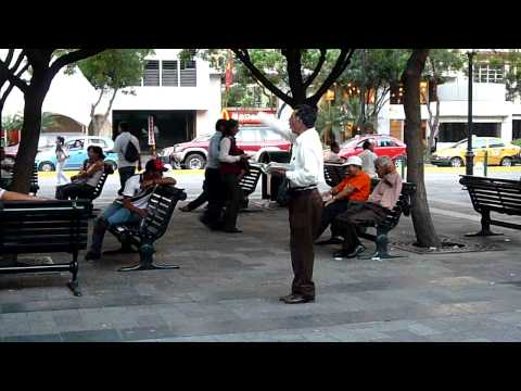 Prédicateur à Guayaquil