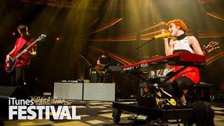Paramore - When It Rains - (iTunes Festivel 2013)- [HD]