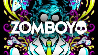 Zomboy - Delirium Ft. Rykka (Far Too Loud Remix)