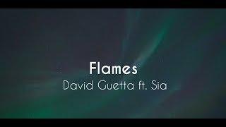 David Guetta ft. Sia - Flames ( Tradução ) |HD|