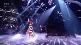 [HD] Whats my name - Rihanna Live X Factor 2012