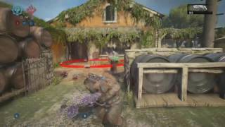 Strikkerz wallbounce bng 3* gears of war 4.