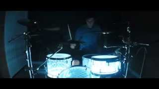 The Story So Far - Nerve (Drum Cover) - Max Santoro - Truth Custom Drums - HD