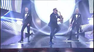 Epic Sax Guy is back! Eurovision Moldova 2017
