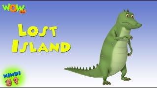Lost Island - Motu Patlu in Hindi - 3D Animation Cartoon for Kids -As seen on Nickelodeon width=