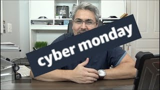 Las mejores OFERTAS son las de CYBER MONDAY no se lo pierdan!!!!