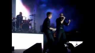 Pitbull Oh If I Catch You Ft  Michel Teló   Live Espaco das Americas