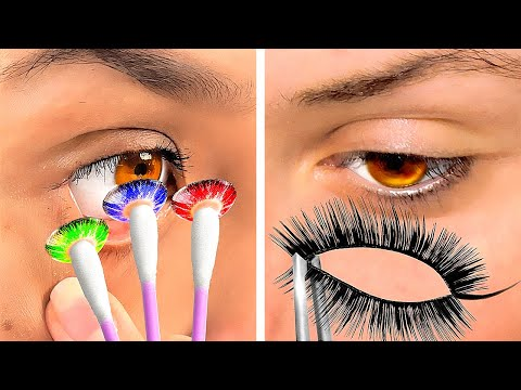 Roblox Makeup Hack Weird Makeup Hacks From Artists 5 Minute Crafts Teles Relay