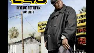 E-40 ft the jacka- everyday a weekend