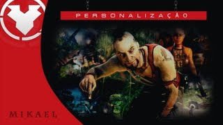 pack de personalização FAR CRY 3 - MK