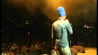 Jah Mason backed by Dub Akom - Danger Zone - Live Rototom 2010 Promoted By V.I. Reggae Radio