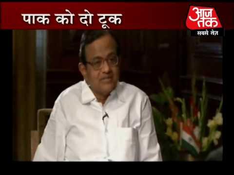 Pak holding up 26/11 probe: Chidambaram. Part 4 0f 5
