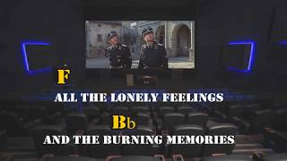 KELLY'S HEROES THEME  Burning Bridges lyrics and chords
