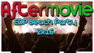 Nova Era Beach Party 2016 || Sharky XXL Aftermovie