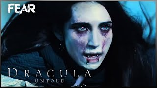 The Vampire Army Enters Battle | Dracula Untold